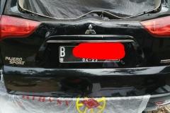 Kaca Mobil belakang Mitsubishi Pajero Sport 3