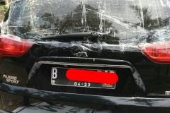 Kaca Mobil belakang Mitsubishi Pajero Sport 4