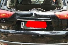 Kaca Mobil belakang Mitsubishi Pajero Sport