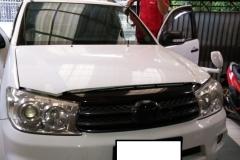 Kaca mobil Depan Toyota Fortuner Bogor 2
