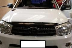 Kaca mobil Depan Toyota Fortuner Bogor 3