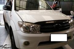 Kaca mobil Depan Toyota Fortuner Bogor 4