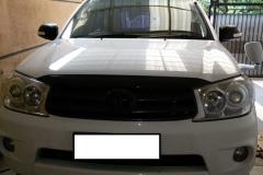 Kaca mobil Depan Toyota Fortuner Bogor 5
